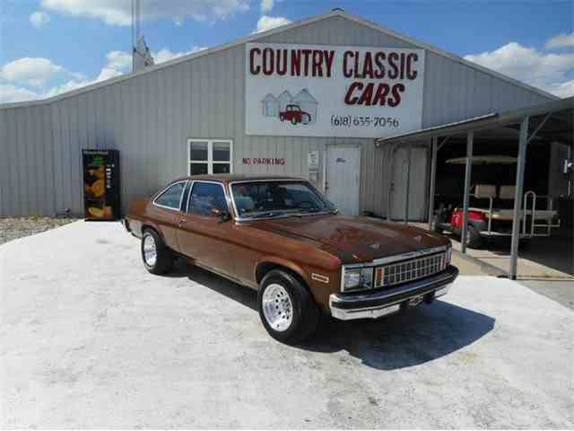Picture of 1979 Chevrolet Nova located in Illinois Offered by  - LYDW