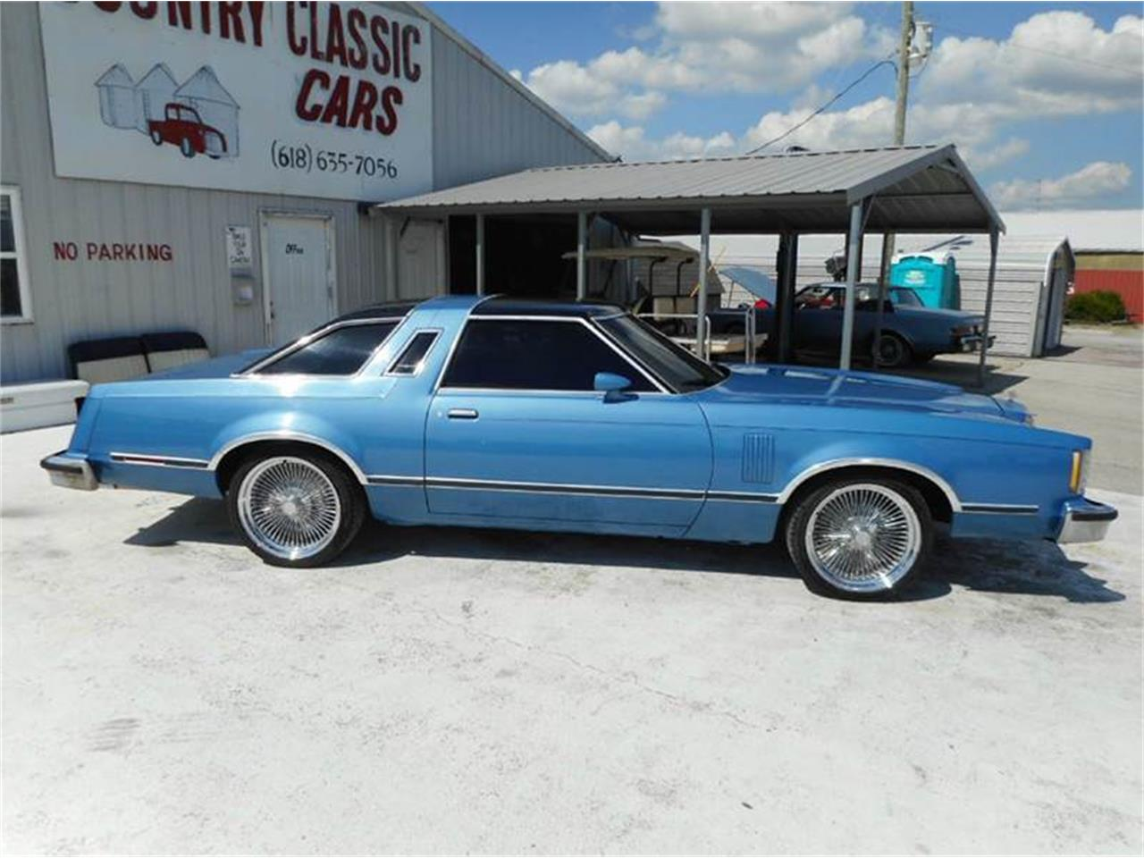 Large Picture of '79 Thunderbird - LYDX