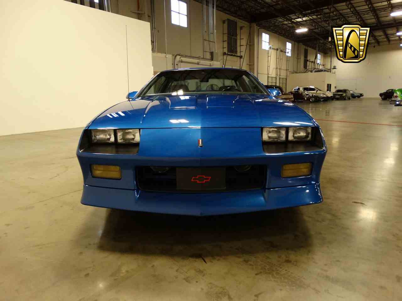 Large Picture of '91 Camaro - LVDG