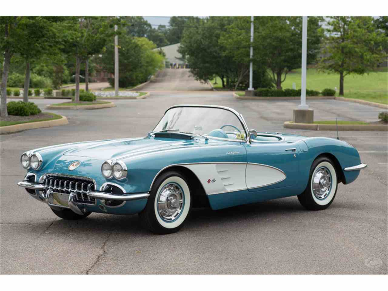 1959 Chevrolet Corvette for Sale | ClicCars.com | CC-1024362