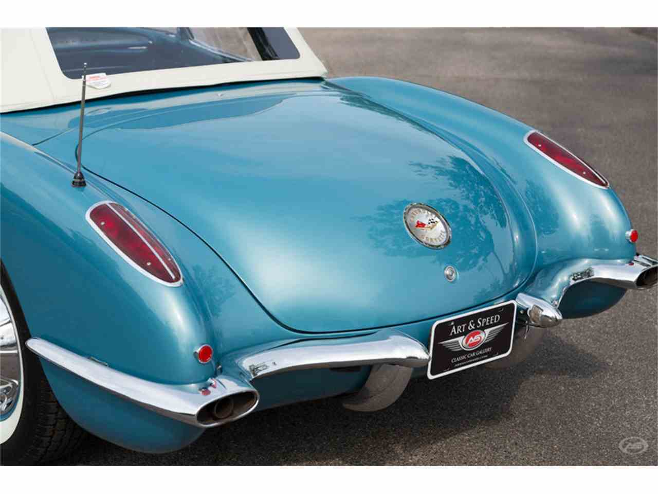 Large Picture of '59 Corvette - LYEI