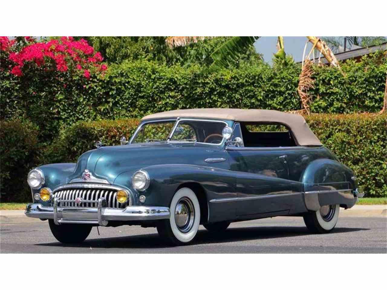 1947 Buick Roadmaster For Sale Classiccars Com Cc 1024379