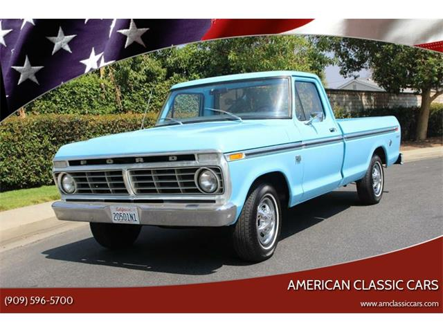 Picture of '74 F100 - LYFP