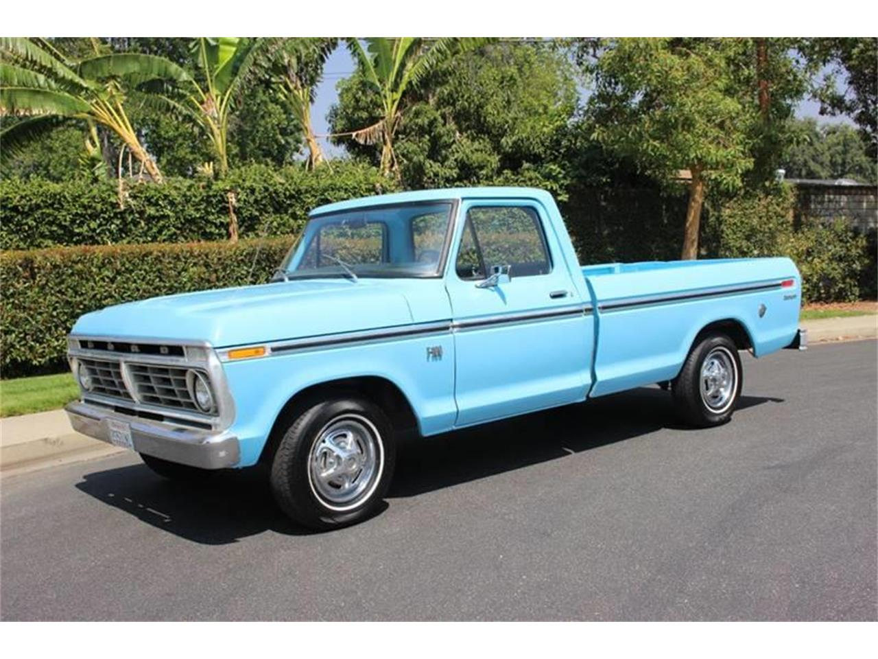 Large Picture of '74 F100 - LYFP