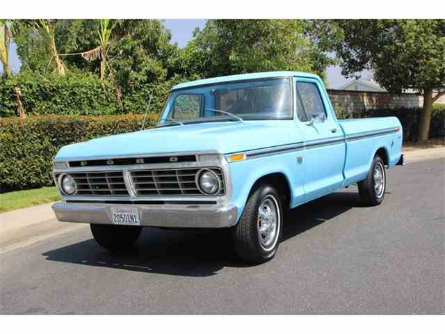 Picture of '74 Ford F100 located in California - LYFP