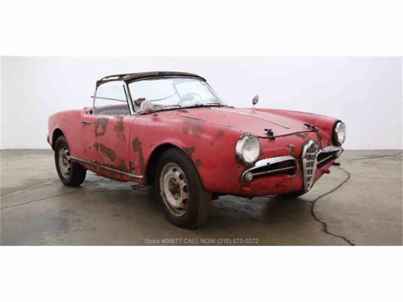 Large Picture of '57 Giulietta Spider - LVDL