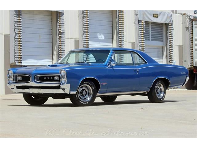 Picture of '66 GTO - LYGG