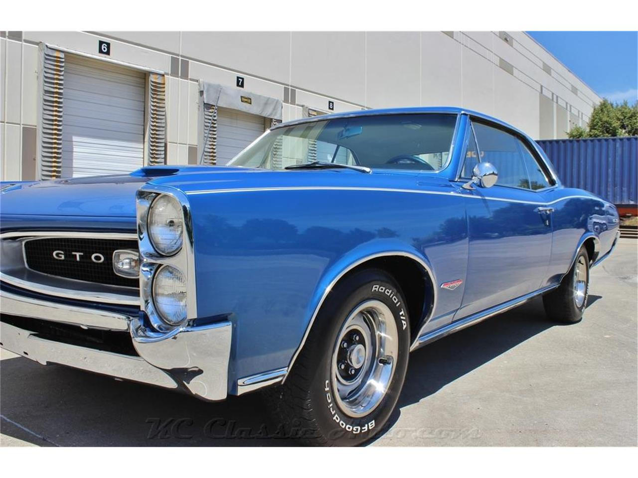 1966 pontiac gto for sale cc 1024432. Black Bedroom Furniture Sets. Home Design Ideas