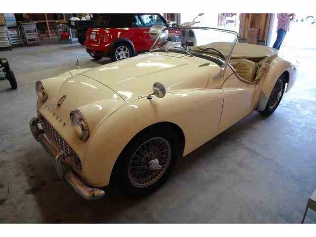 Picture of Classic '61 TR3 - $27,900.00 Offered by  - LYGP