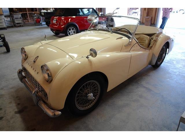 Picture of 1961 Triumph TR3 located in Texas - $27,900.00 Offered by  - LYGP
