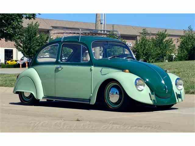 Picture of '68 Volkswagen Beetle located in Kansas - $13,900.00 Offered by  - LYGT