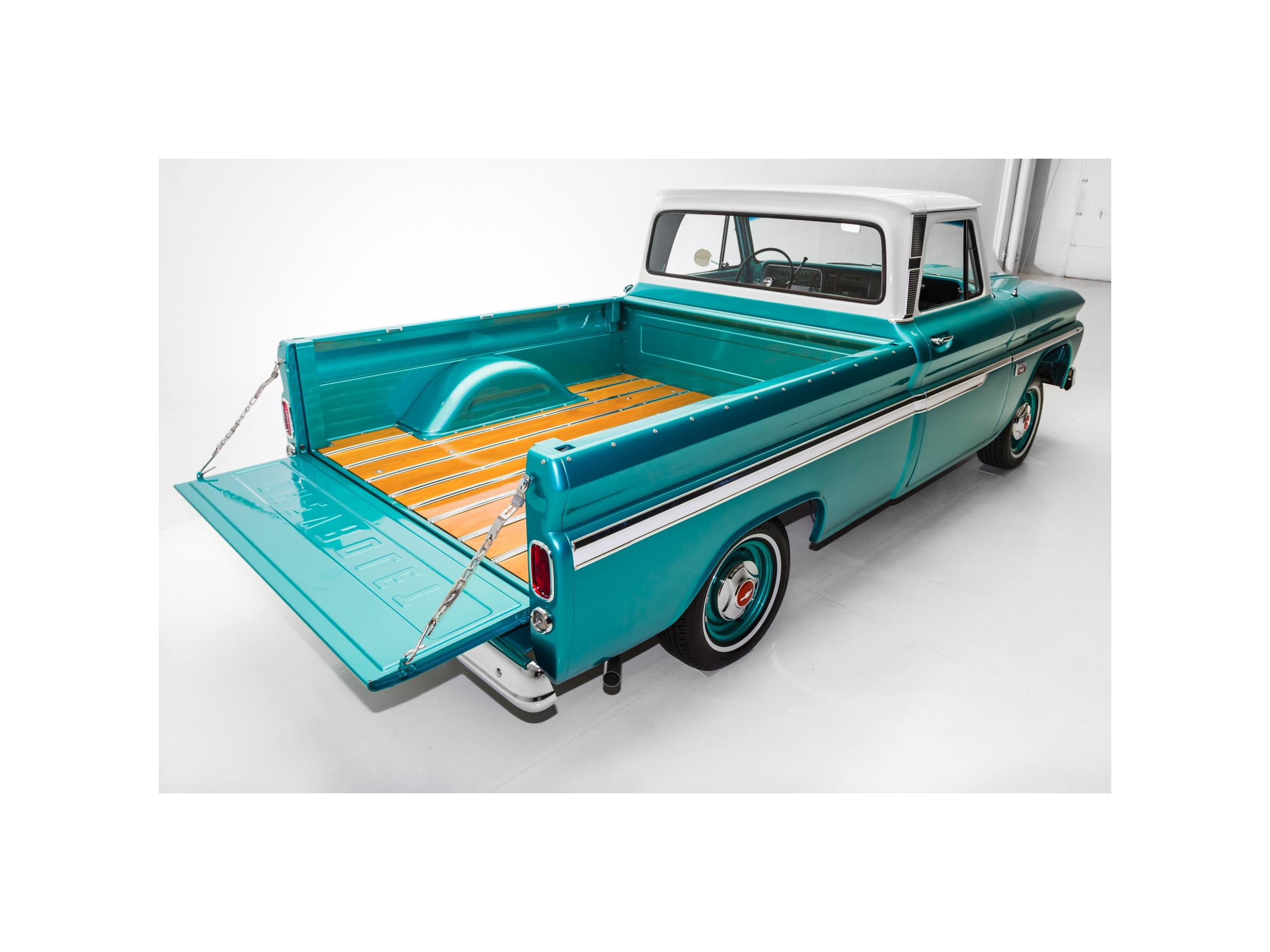 Large Picture of '66 C10 - LVDQ