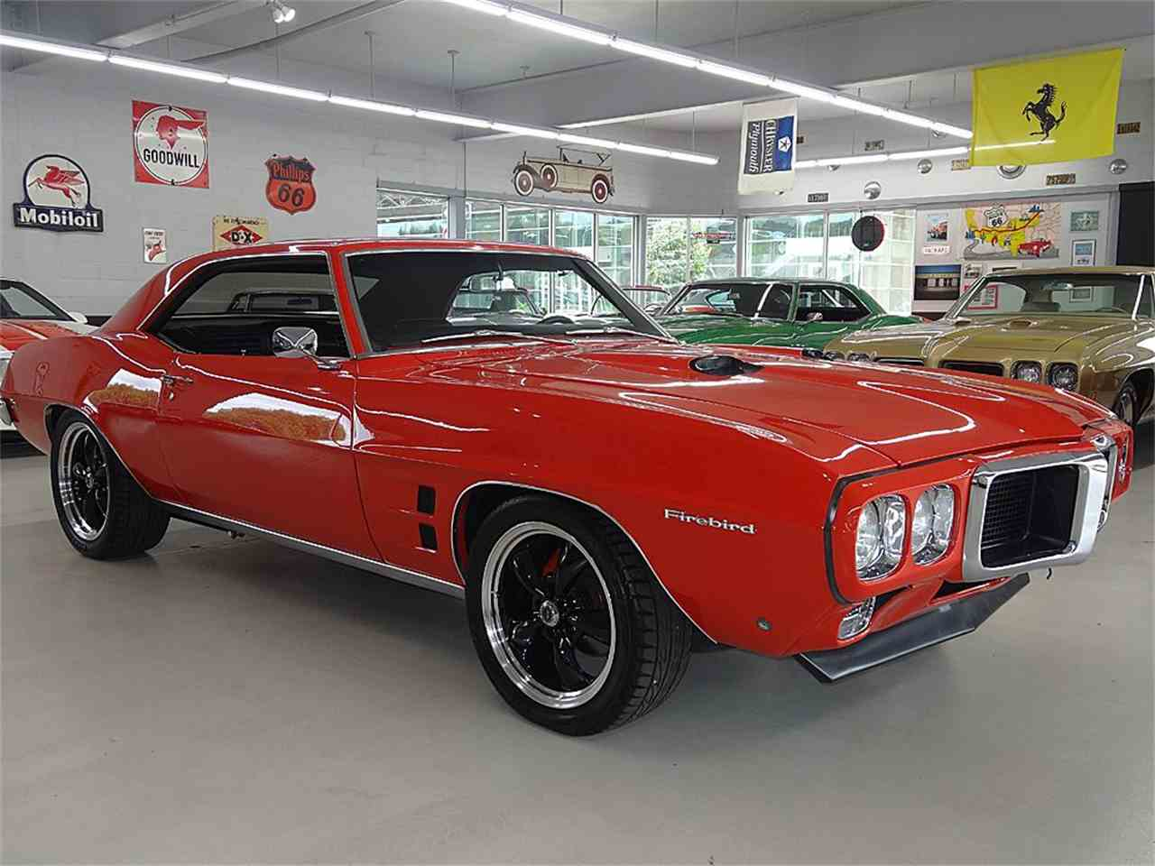 Large Picture of 1969 Pontiac Firebird - $59,900.00 Offered by Veit's Vettes And Collector Cars - LYHC