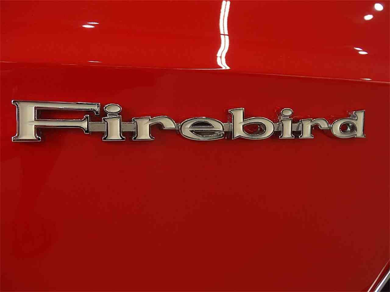 Large Picture of '69 Pontiac Firebird - $59,900.00 - LYHC