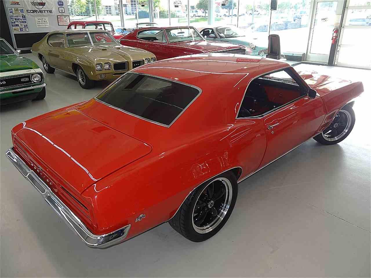 Large Picture of Classic 1969 Pontiac Firebird - LYHC