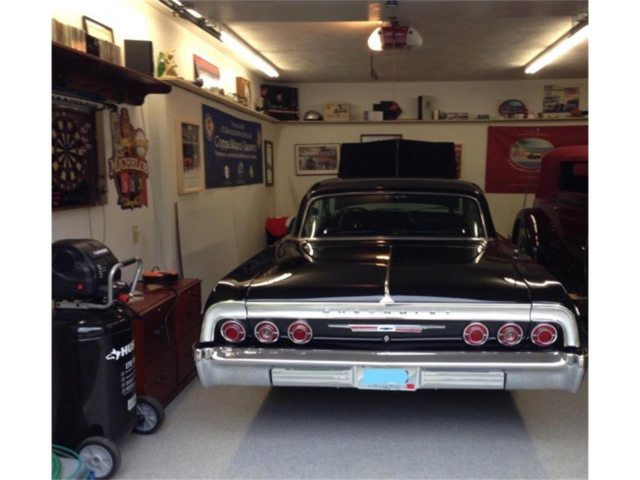 Large Picture of '64 Impala SS - LVDU