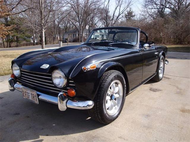 Picture of '68 TR250 - LYIC