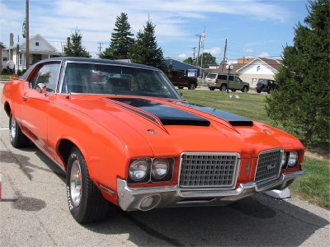 Large Picture of '72 Cutlass - LVDV
