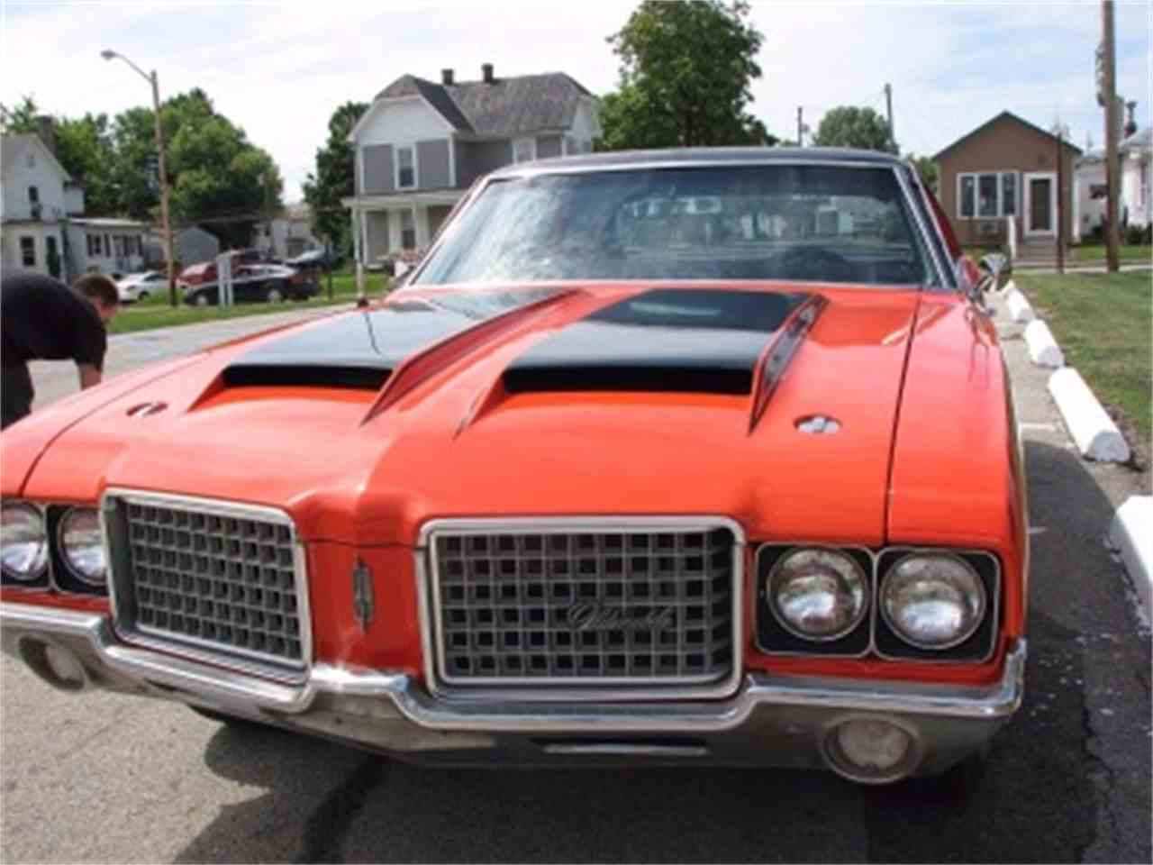 Large Picture of '72 Oldsmobile Cutlass located in Palatine Illinois - $19,900.00 - LVDV