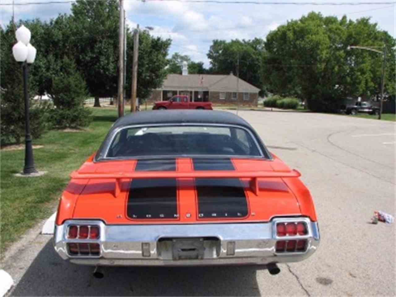 Large Picture of Classic 1972 Cutlass located in Illinois - $19,900.00 Offered by North Shore Classics - LVDV