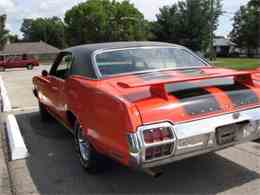 Picture of Classic 1972 Oldsmobile Cutlass located in Palatine Illinois Offered by North Shore Classics - LVDV