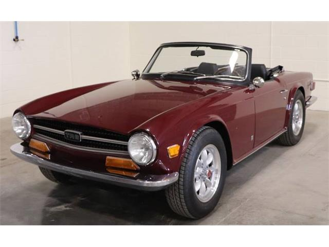 Picture of '72 TR6 - LYIR