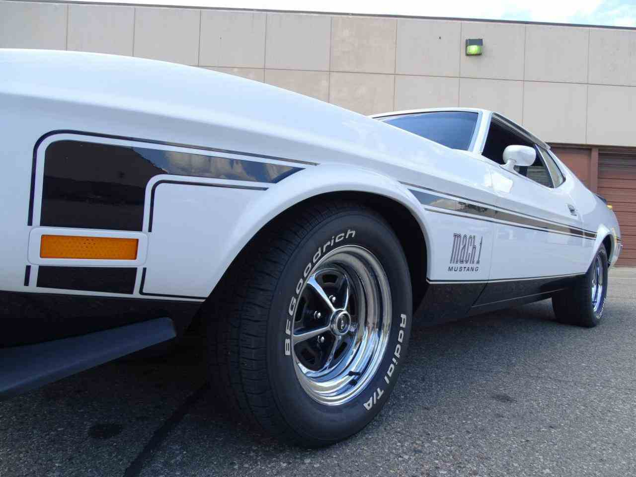 Large Picture of '71 Mustang - LVDW