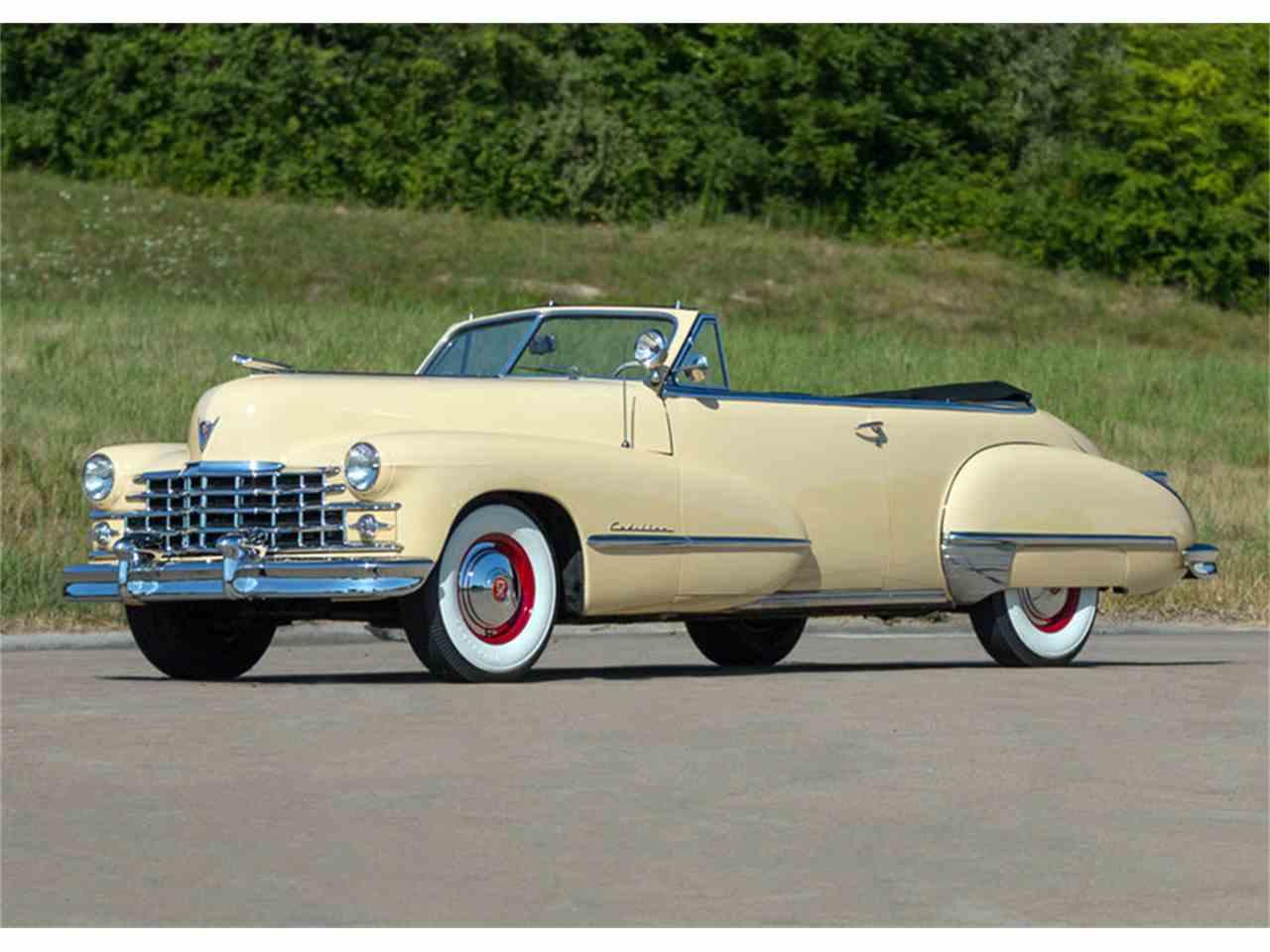 1947 Cadillac Series 62 for Sale | ClicCars.com | CC-1024544