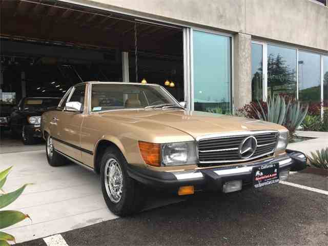 Picture of '84 380SL - LYK2