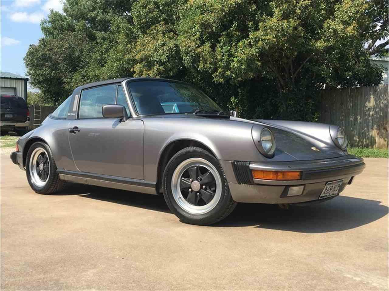 1985 Porsche 911 for Sale | ClicCars.com | CC-1024577