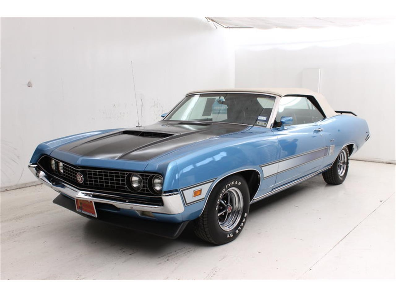 For Sale: 1970 Ford Torino in Conroe, Texas