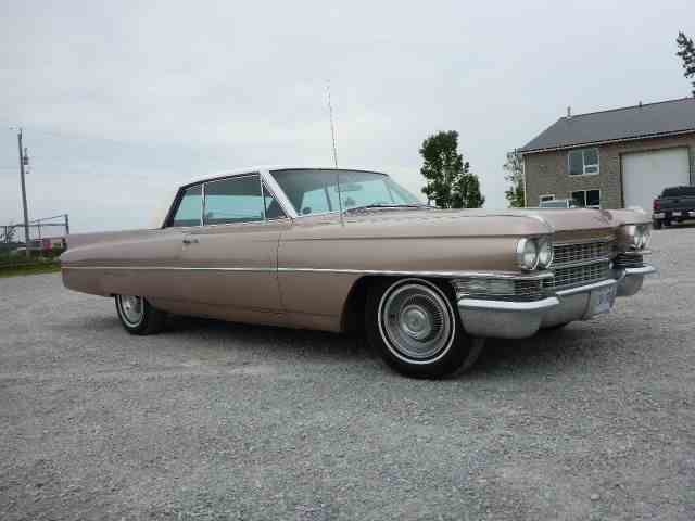 Picture of 1963 Cadillac Series 62 - LYKZ