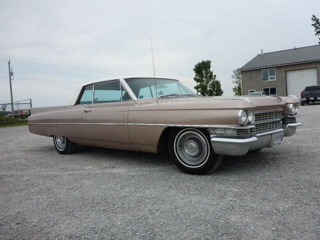 Picture of Classic '63 Series 62 located in Ontario Offered by a Private Seller - LYKZ