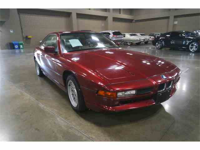 Picture of '94 BMW 8 Series located in Conroe Texas - LYLU