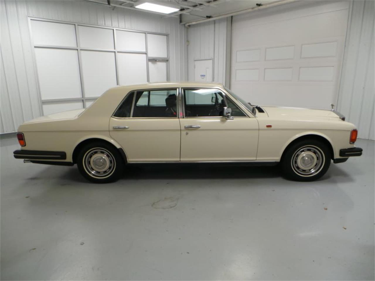 Large Picture of '85 Silver Spirit - LVE9