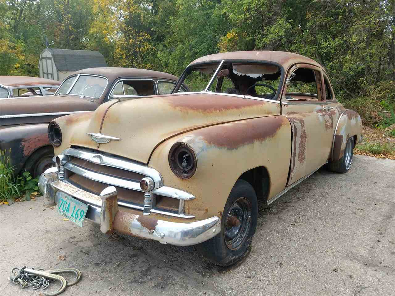 1950 Chevrolet Coupe for Sale | ClicCars.com | CC-1024656