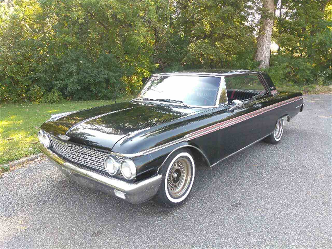 1962 ford galaxie 500 for sale cc 1024670. Black Bedroom Furniture Sets. Home Design Ideas