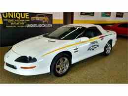 Picture of '97 Camaro Z28 Convertible Brickyard Pace Car - LV2N