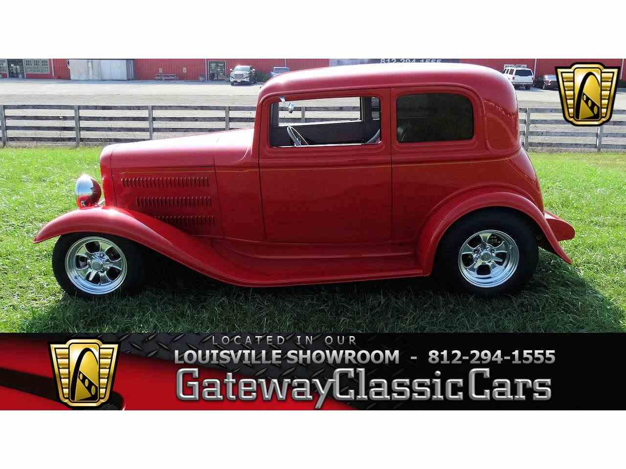 1932 Ford Victoria for Sale   ClassicCars.com   CC-1024723