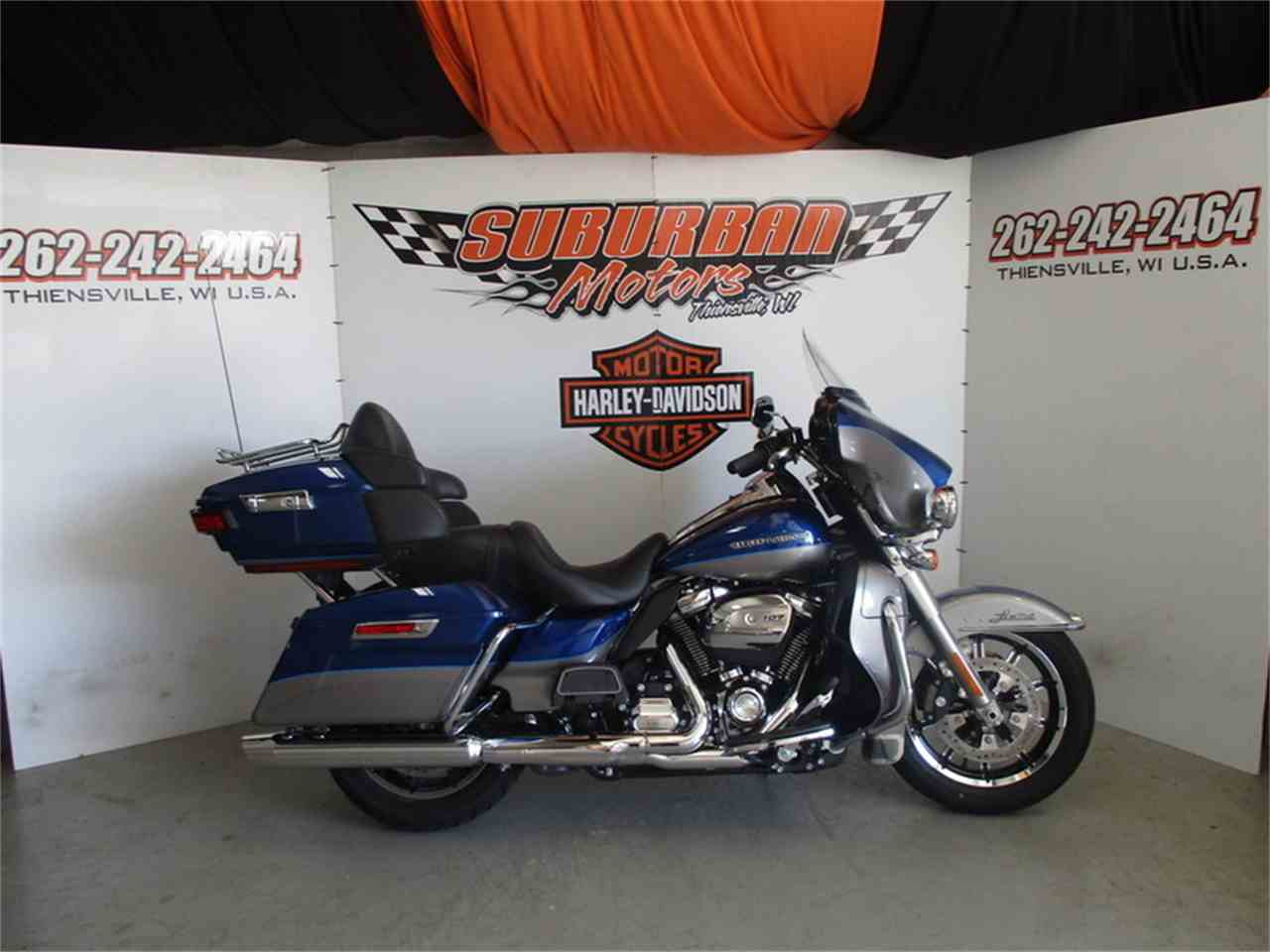 Large Picture of 2017 Harley-Davidson® FLHTK - Ultra Limited located in Wisconsin - $23,833.00 - LVEH