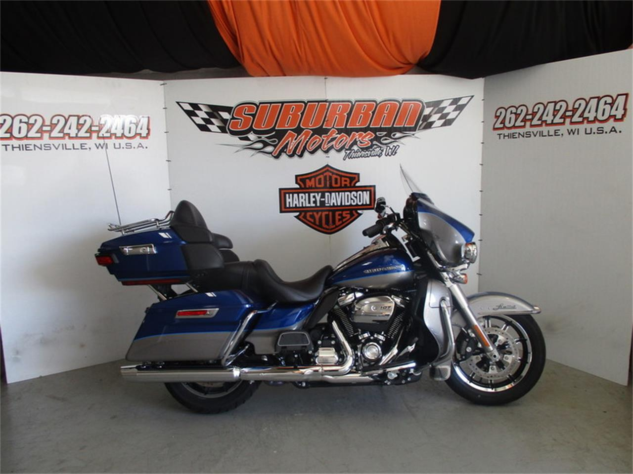 Large Picture of '17 FLHTK - Ultra Limited located in Thiensville Wisconsin - LVEH