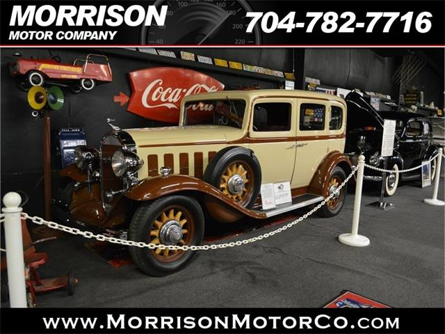 Picture of '32 Buick 4-Dr Sedan - $32,900.00 Offered by  - LVEM