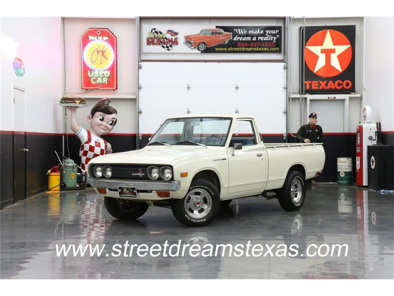 1972 Datsun Pickup For Sale Classiccarscom Cc 1024813