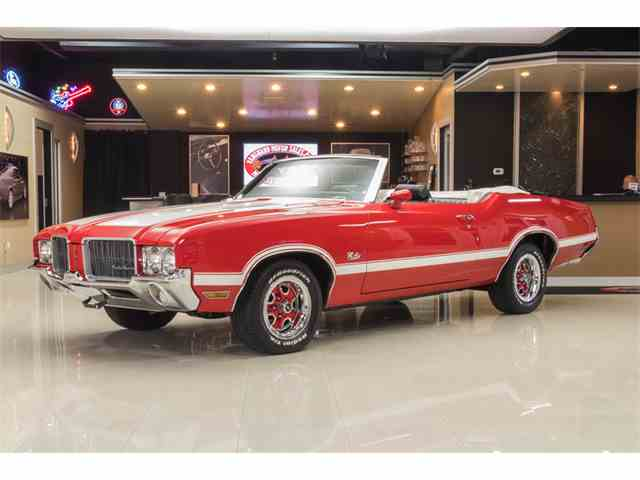 Picture of Classic 1971 Cutlass located in Michigan - $47,900.00 - LYRC