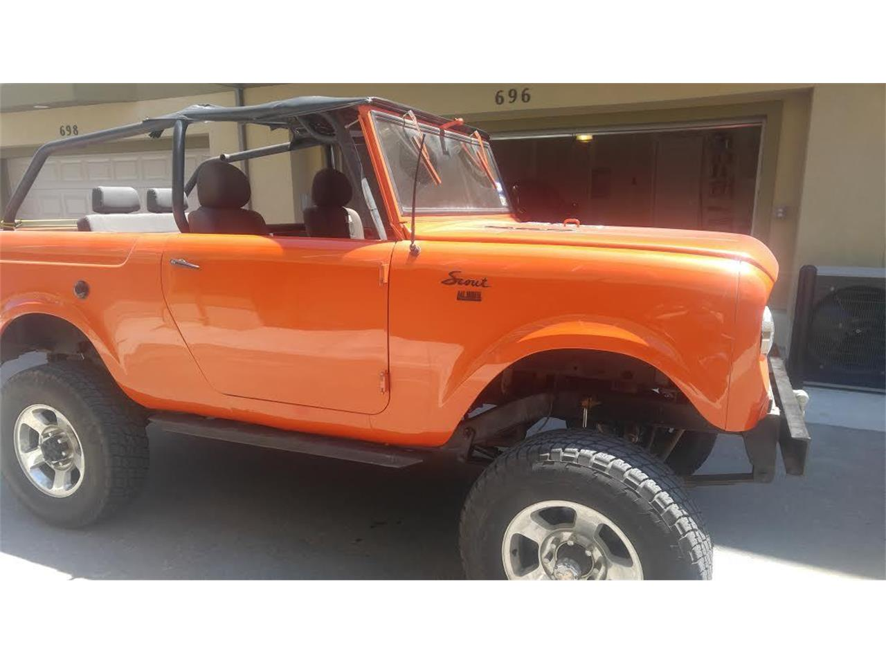 Large Picture Of 1962 International Harvester Scout