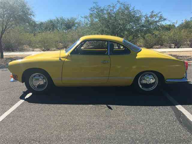 Picture of Classic '71 Volkswagen Karmann Ghia located in Tucson Arizona Offered by a Private Seller - LYTB
