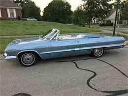 1963 chevrolet impala ss for sale cc 1024897. Black Bedroom Furniture Sets. Home Design Ideas