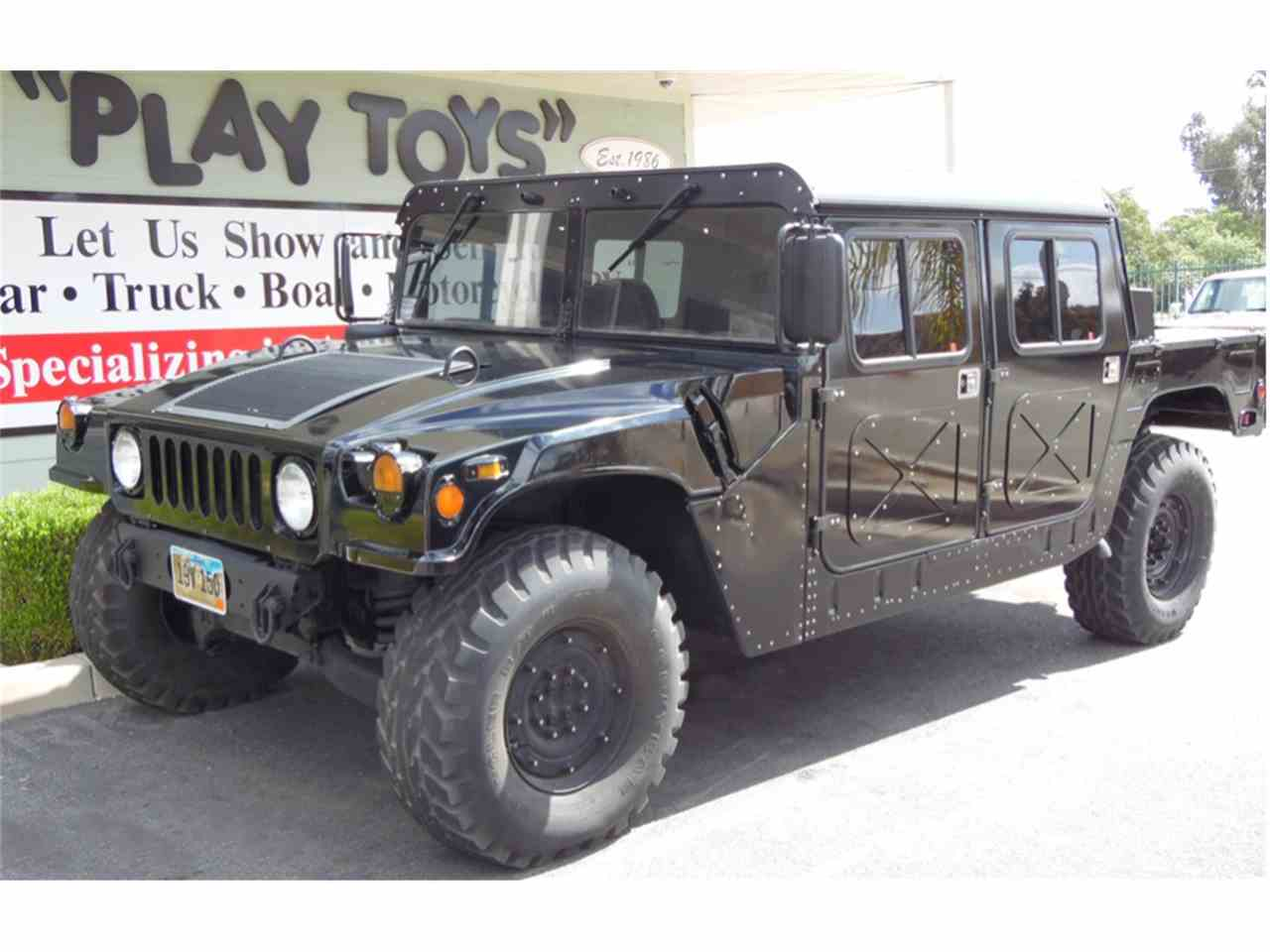 1986 Hummer H1 for Sale | ClicCars.com | CC-1024906