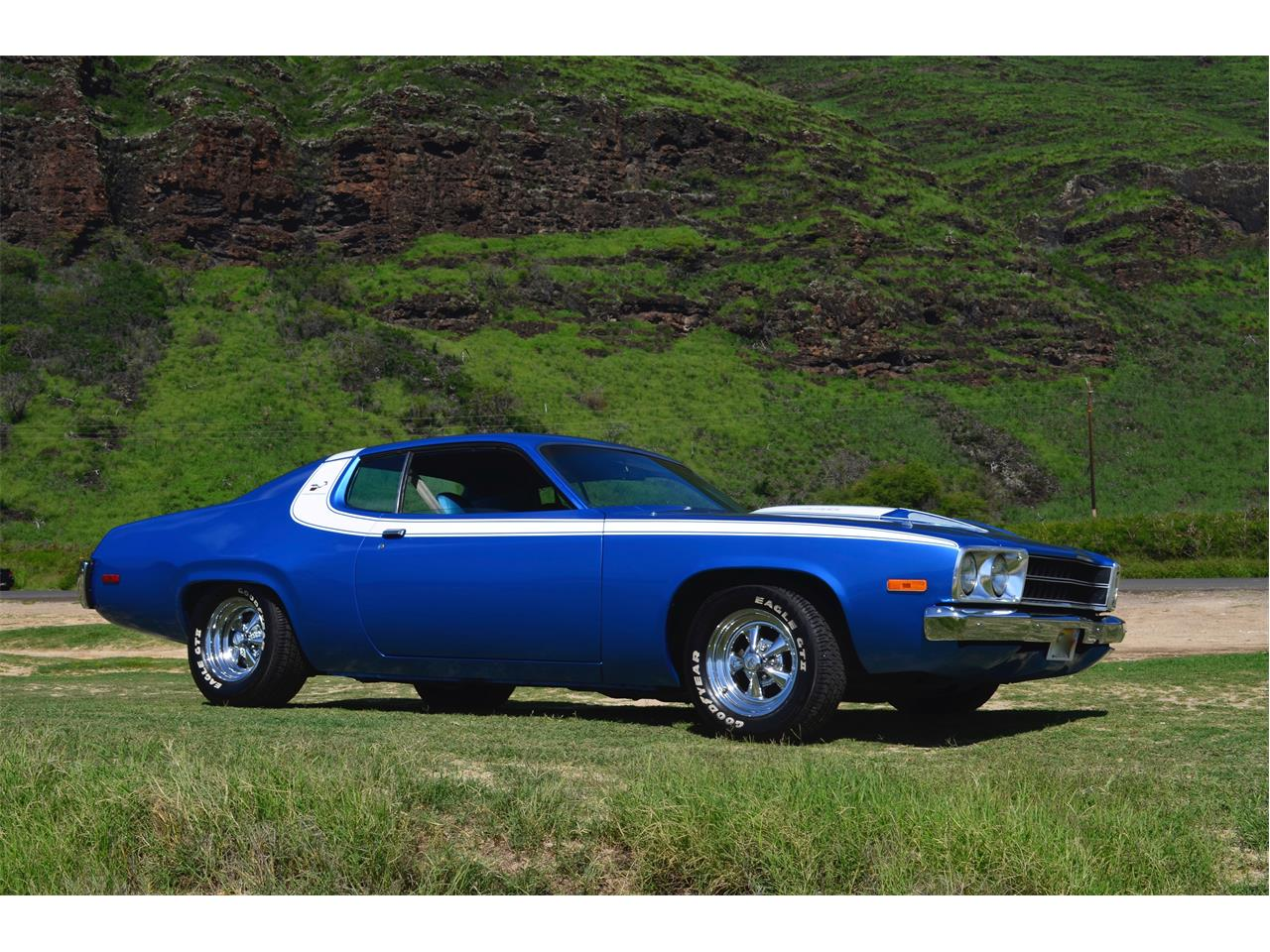 1973 Plymouth Road Runner For Sale Classiccars Com Cc