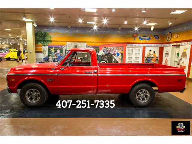 Picture of '69 C10 - LYU3